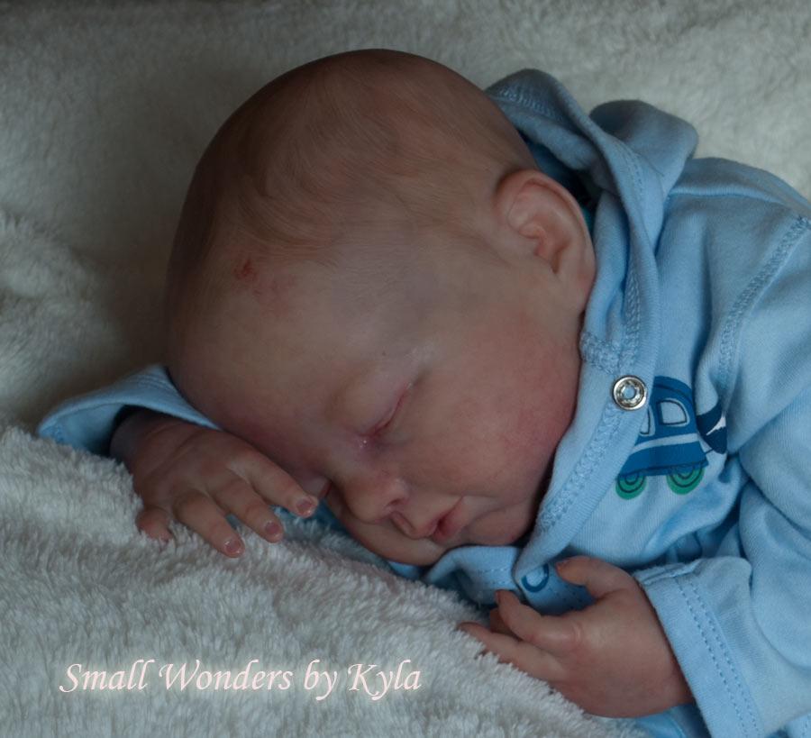 Adorable Lifelike Reborn Baby Julian By Small Wonders By